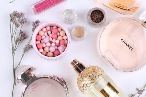 Cosmetics-set-from-Chanel-Olympea-Giorgio-Armani-Dior-Valentino-Guerlain-1240x826