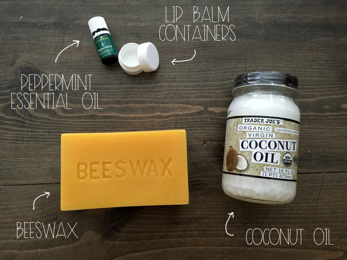 How to Make Lip Gloss with Coconut Oil