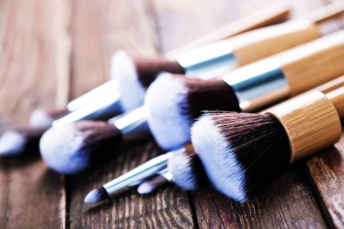 How to Clean Your Makeup Brushes With Drugstore Products