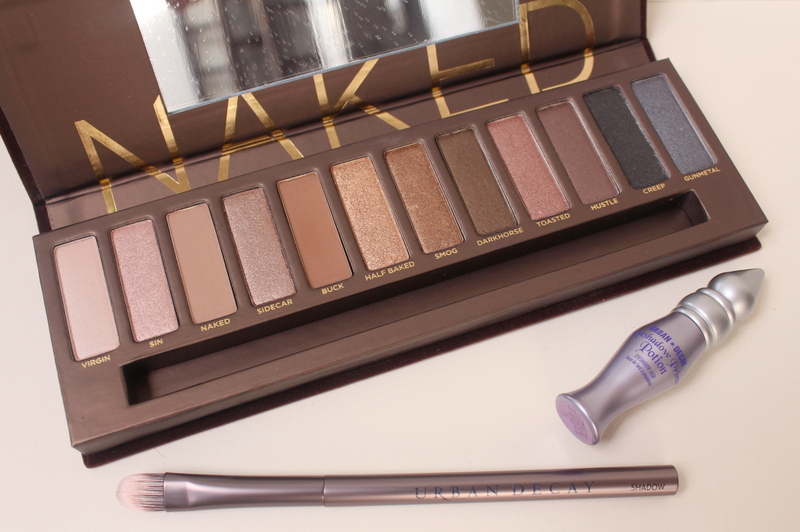 urban decay s hot new naked palette sold out in 13 hours. Black Bedroom Furniture Sets. Home Design Ideas