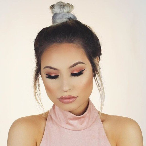 This Is The Biggest Eye Makeup Trend Of Summer 2017