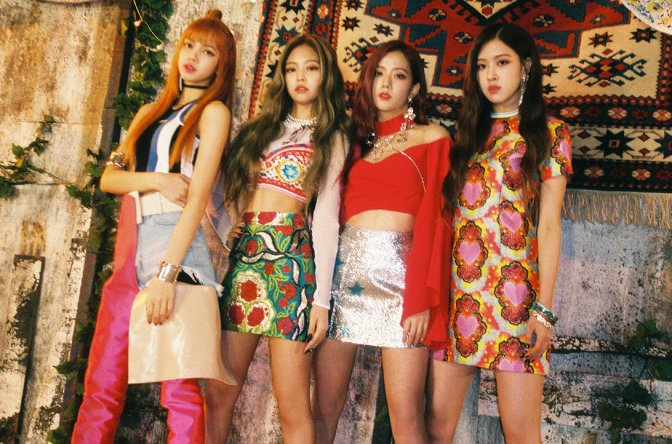 How K-Pop Group BlackPink Approach Beauty & Makeup: 'When I Care About Minute Details, I Only Get More Confident'