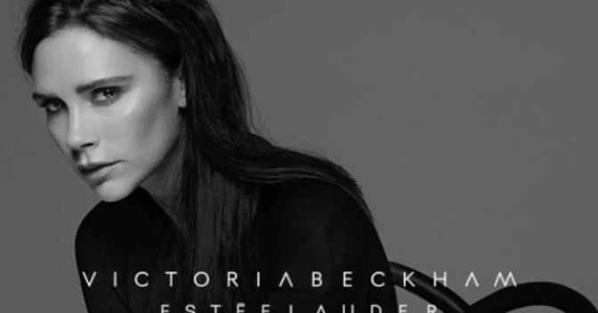 Victoria Beckham hopes her new makeup range with Estee Lauder will 'empower women'