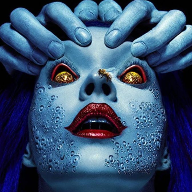 This 'American Horror Story' FX Makeup Look Is Perfect For Halloween