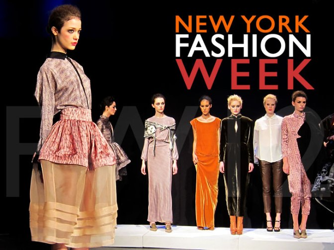 How to Join the Fashion Pack at New York Fashion Week