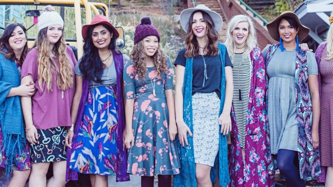 LuLaRoe lawsuit, led by lawyer who sued Trump University, calls leggings maker a 'pyramid scheme'