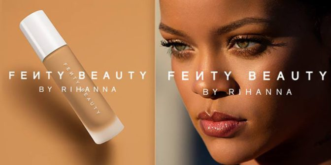 Rihanna's Fenty Beauty Named an Invention of the Year